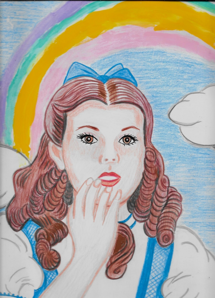 Judy Garland by Jeanette